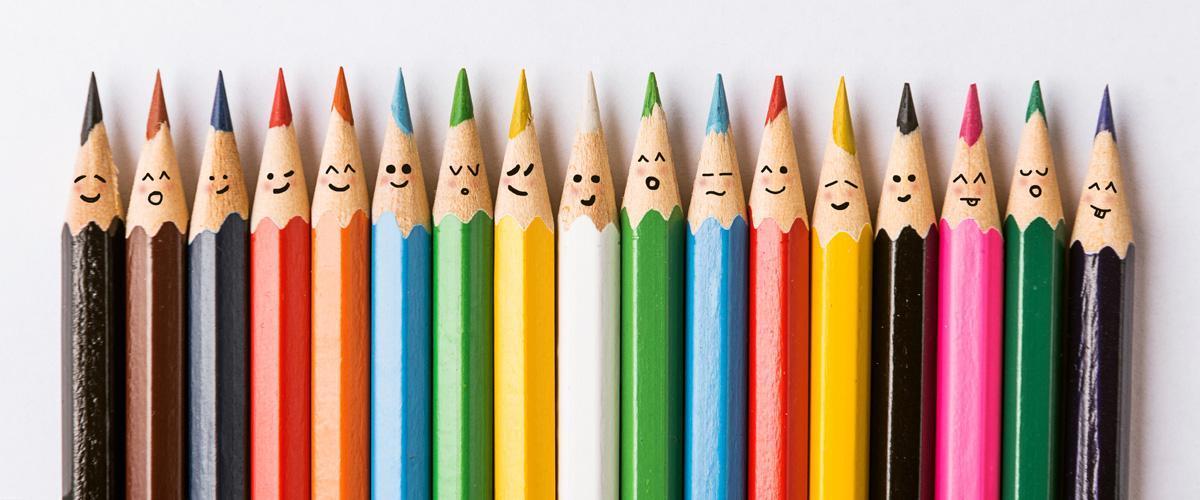 Diversity pencils