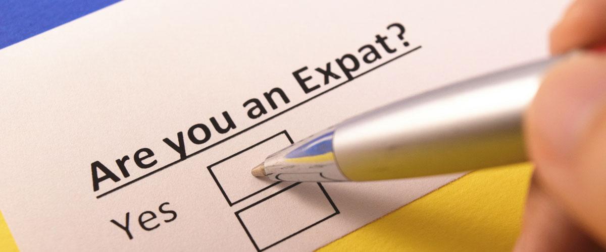 expat form