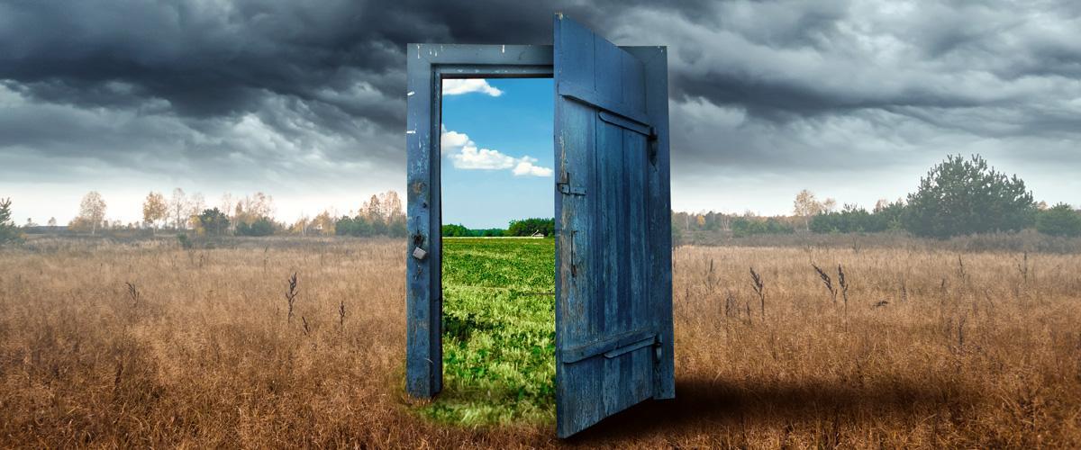 Natura della porta