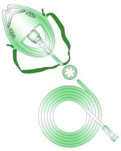 Medium-Concentration Oxygen Mask