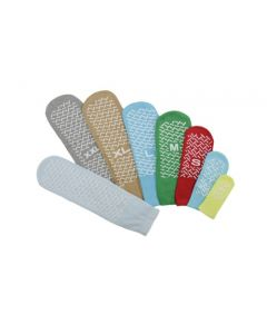 Anti-Rutsch-Socken, einseitig beschichtet