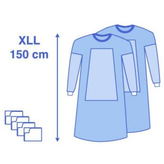 Eclipse Fabric Reinforced Gown Pack