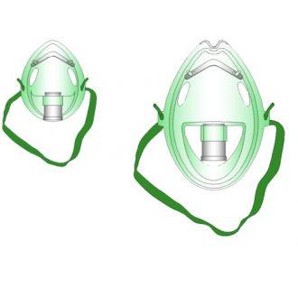 Aerosoltherapie Maske