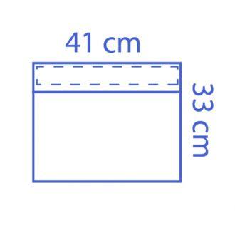 Invisishield Instrumentenzakje - 1 Compartiment
