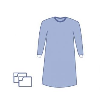 Casaques de chirurgie standard OPS UltraGard - simple emballage et sans essuie-mains
