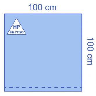 Essential Adhesive Drape Sheet