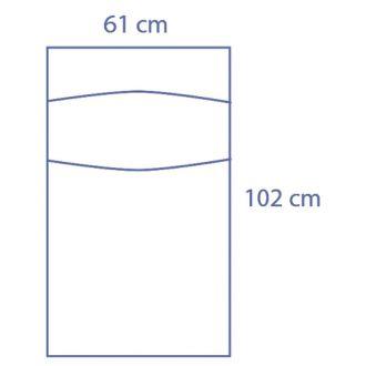Copertura cassetta trasparente