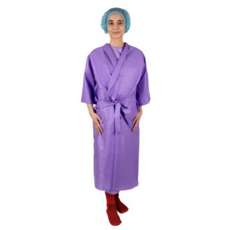 Purple Medical Apparel Kit for Patient