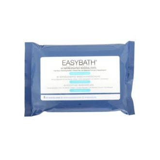 Gants de toilette EasyBath, sans parfum