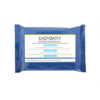 Gants de toilette antibactériens EasyBath, avec parfum