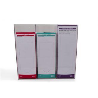 Plexiglass Surgical Gloves Triple Box Holder