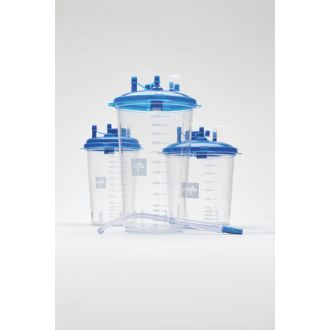 MED-RIGID Disposable Rigid Suction Canister