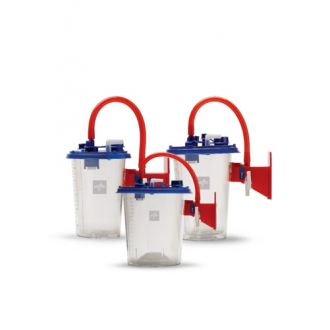 Canister Reutilizable  MED-SEMI-RIGID