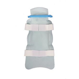 Hook-and-Loop Ice Bag