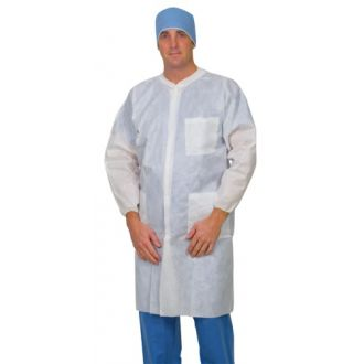 Single-Use SMS Lab Coat