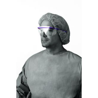 Visières de lunettes de protection