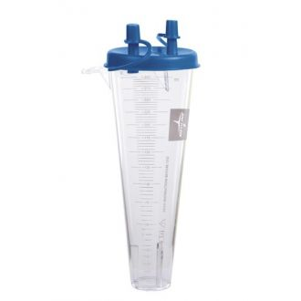 Disposable 300 ml Canister for Accurate and Precise Fluid Collection