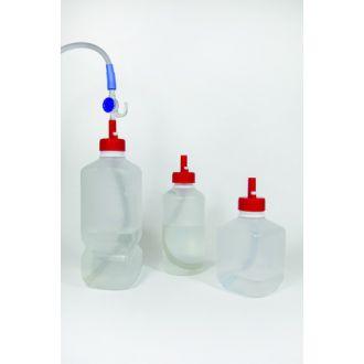 Spülflaschen Konnektor