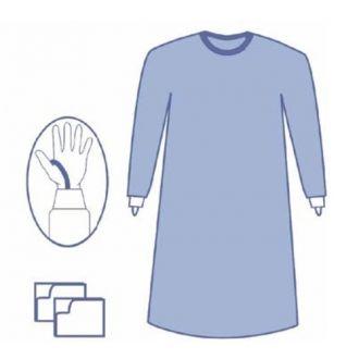 Bata Quirúrgica OPS Essential con Lazo para Pulgar