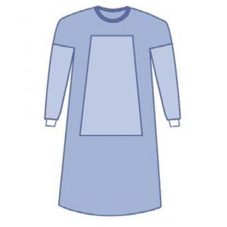 OPS Essential Fabric Reinforced Gown without Wrap & Towel