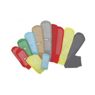Calcetines Antideslizantes de  doble suela para prevención de cáidas