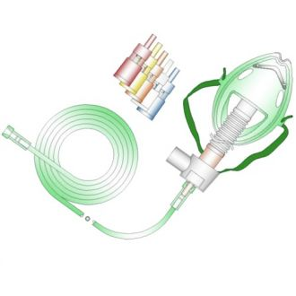 Venturi Sauerstoffmaske