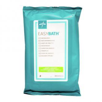 manoplas EasyBath para higiene corporal con perfume